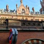 St. Pancras Station London