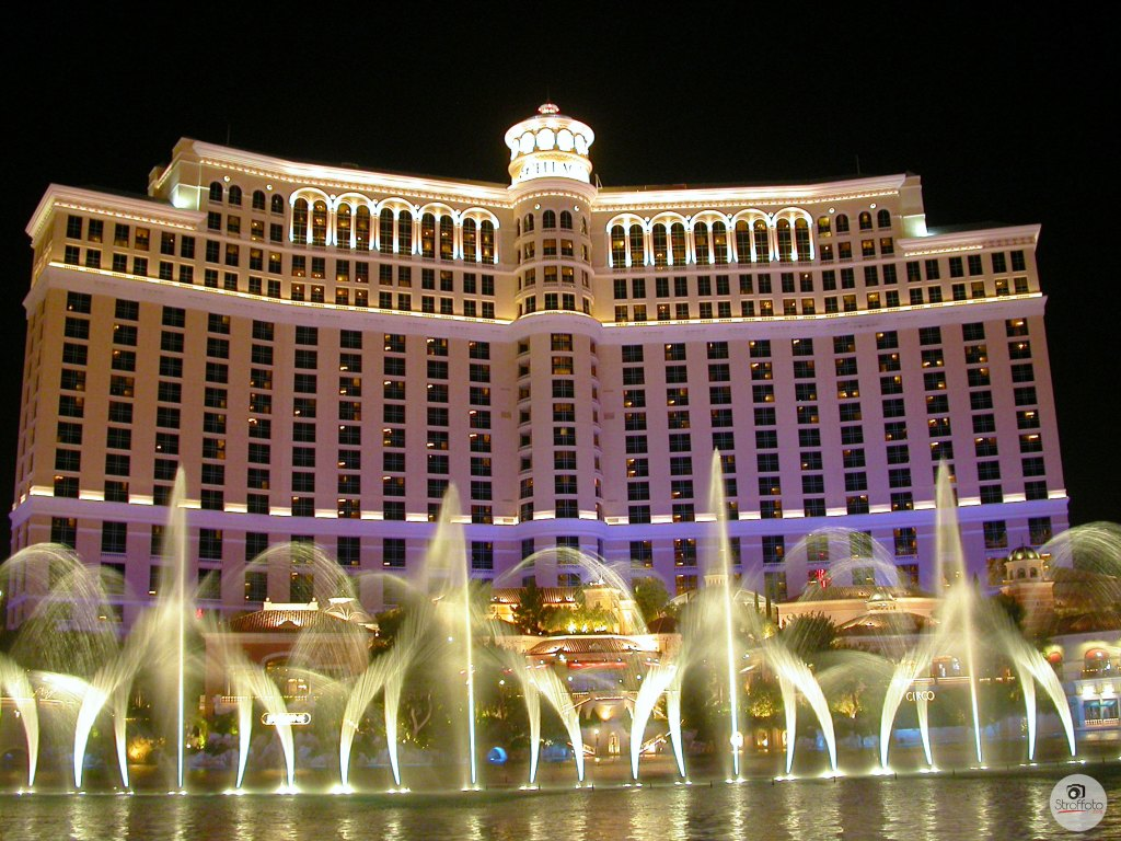 Bellagio Hotel & Fountains Las Vegas