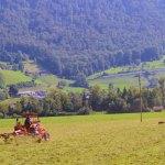Views of Giswil Switzerland