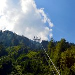 Views from Stansehorn Mountain in Switzerland