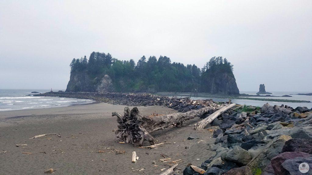 First Beach - La Push Washington (Forks)