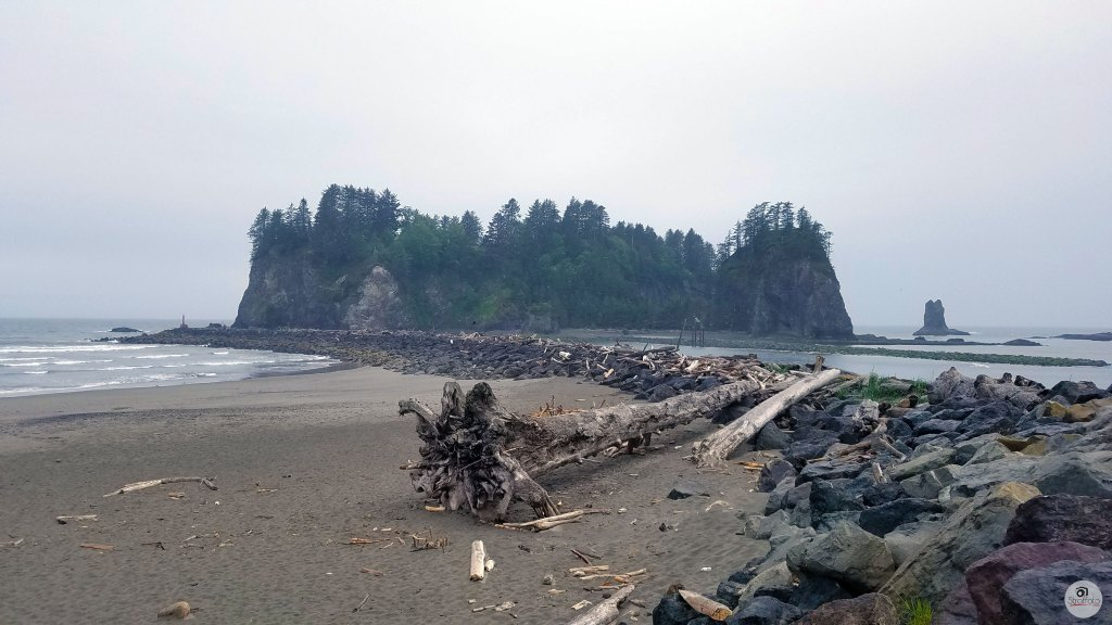 First Beach - La Push Washington (Forks)