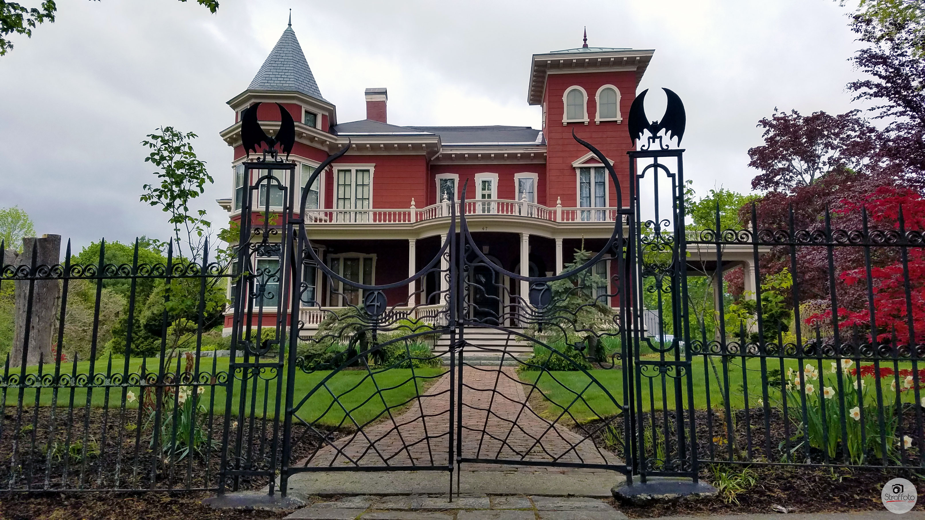 Stephen King House