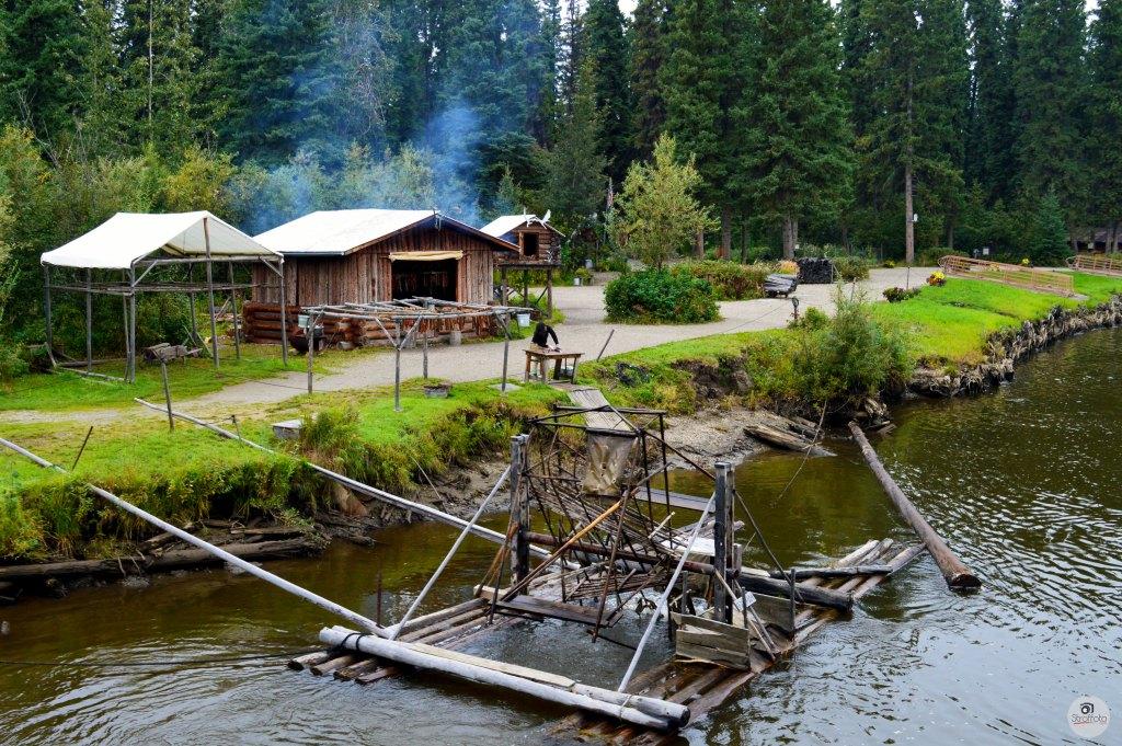 Athabascan Fish Camp