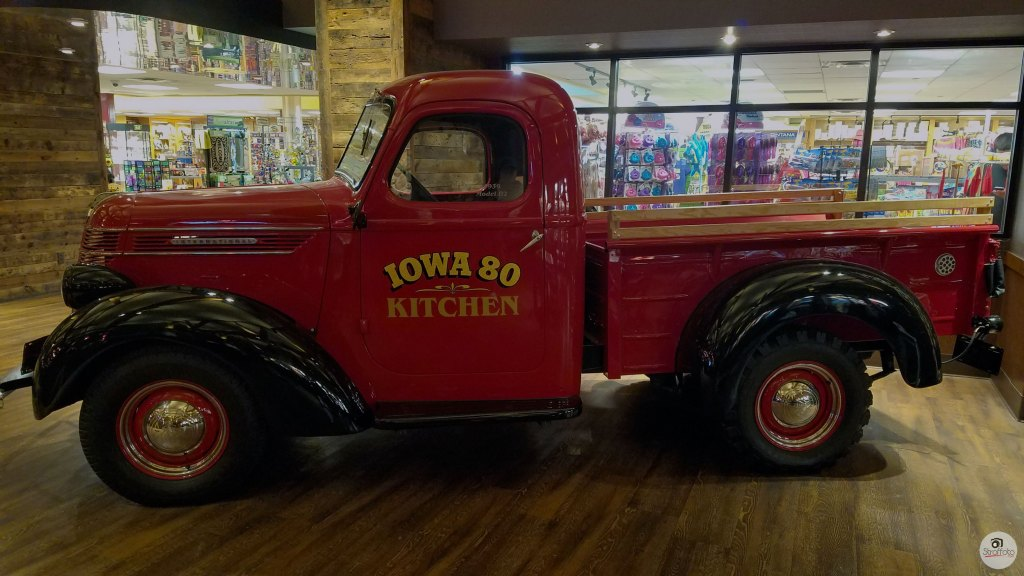 Iowa 80 Kitchen Truck