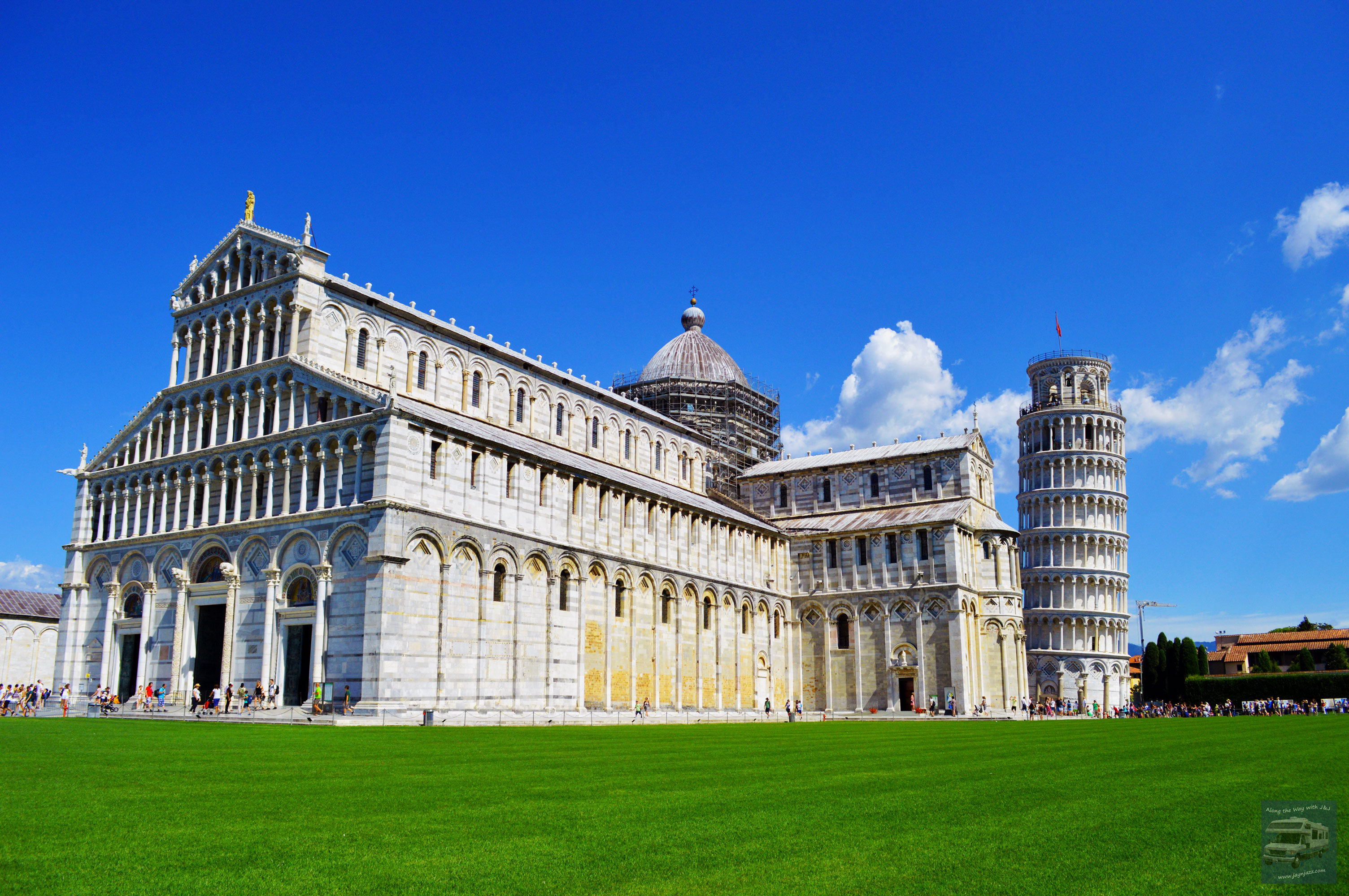Pisa Cathedral & Tower