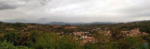 Tuscan Hills Panorama