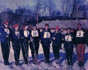 Jay Peak - Instructors' Course Dec. 1960