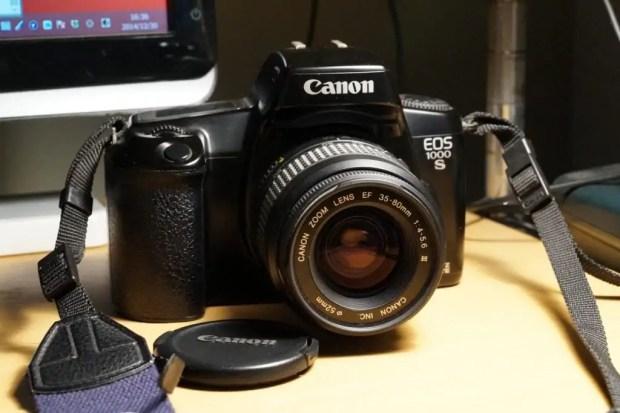Canon Eos 1000S