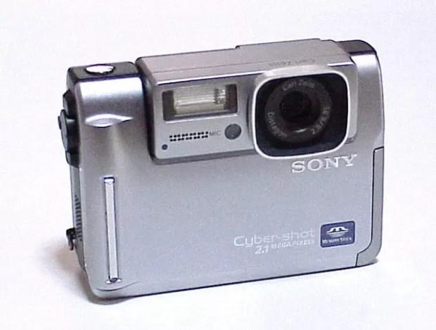 SONY DSC-F55K