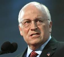 Former Secretary of Defense AND Former Vice-President Dick Cheney