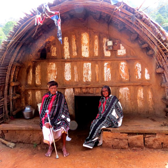 Toda Tribe Huts