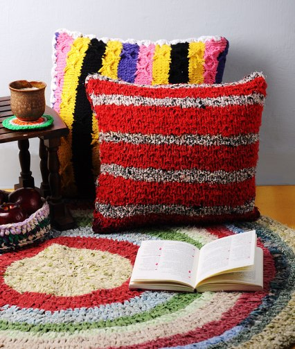 Chindi Recycled Home Textiles