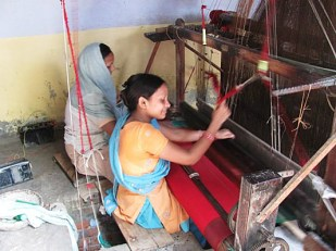 Mubarakpur Weavers