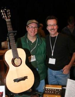 Frank Sole, left, and Jay Rosenblatt