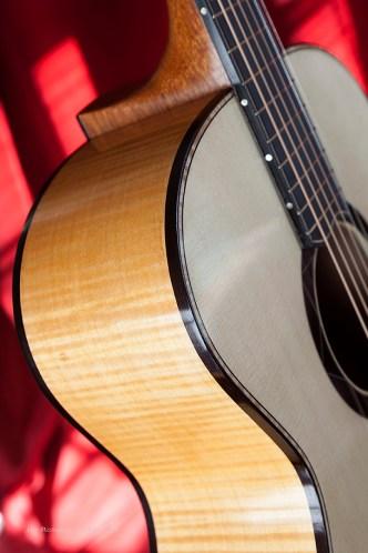 Rosenblatt Guitars Model PF in Moonwood spruce and Maple