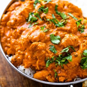 Madhur Jaffrey's Chicken Tikka Masala (for 1)