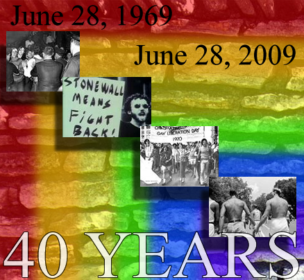 40 Years after Stonewall