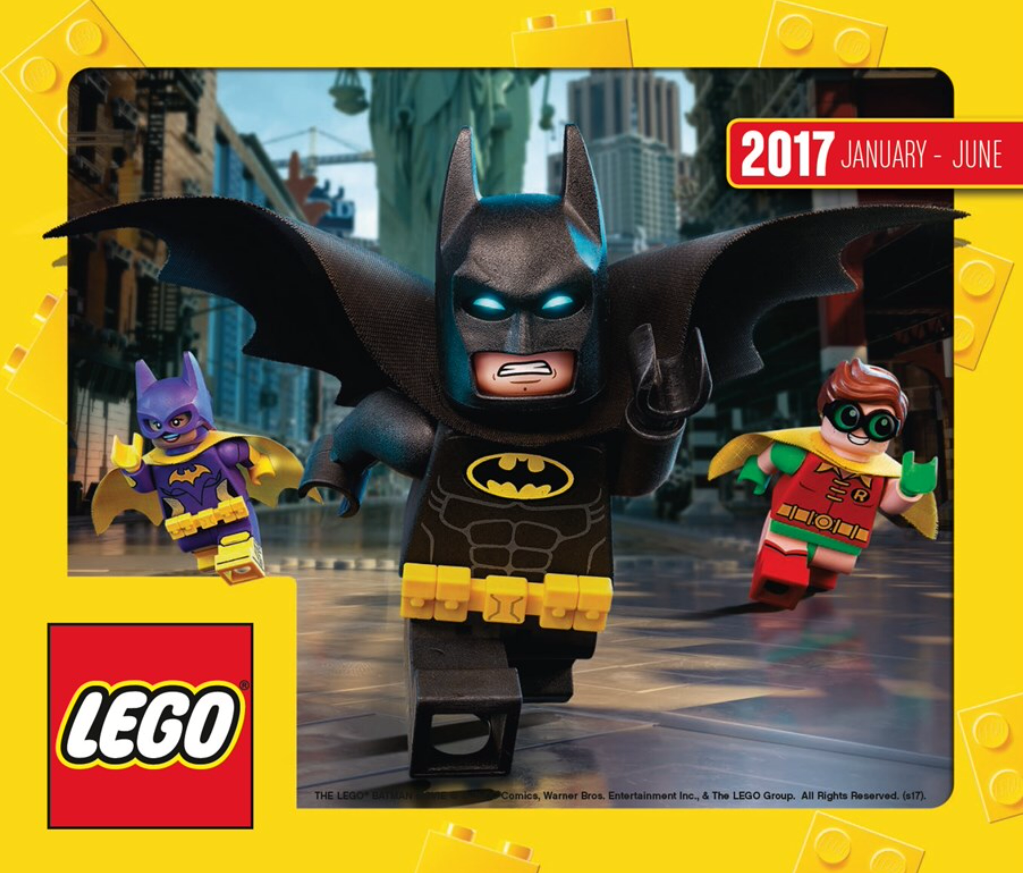 Australian LEGO Release Dates     First Half of 2017 sets  January     June  It s that time of the year again  the release of the new Australian 1HY LEGO  retail catalogue  There s nothing particular new or groundbreaking in the