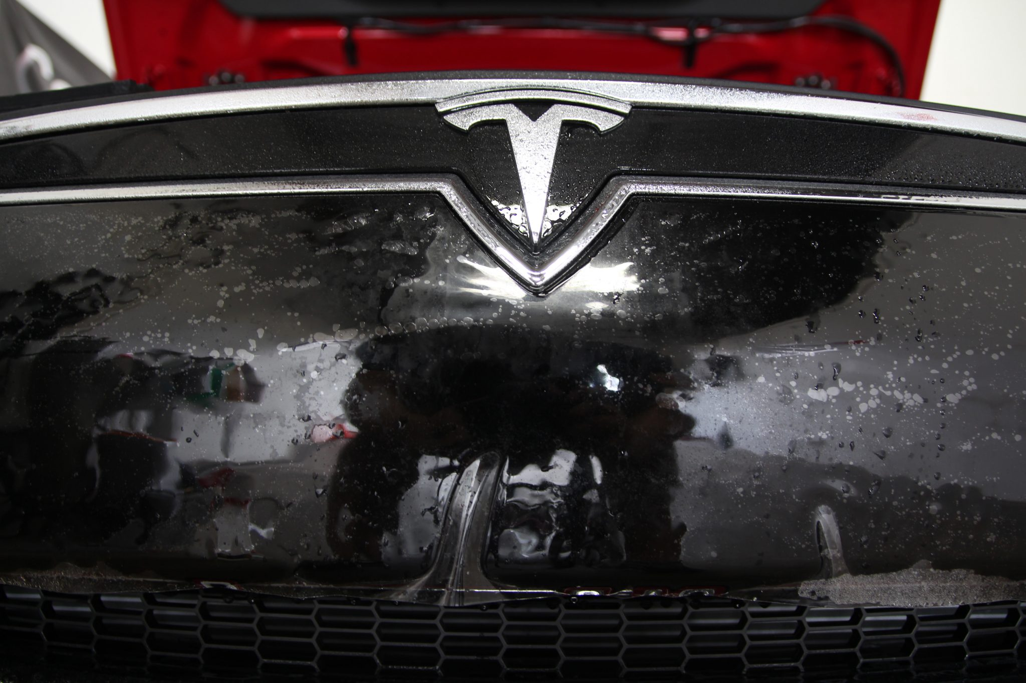 Tesla 85D & Xpel Paint Protection Film - Jay's Detail