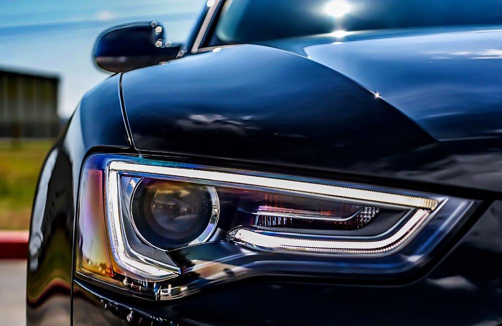 Audi A Gets New Car PrepWindow Film Jays Detail - Audi car types