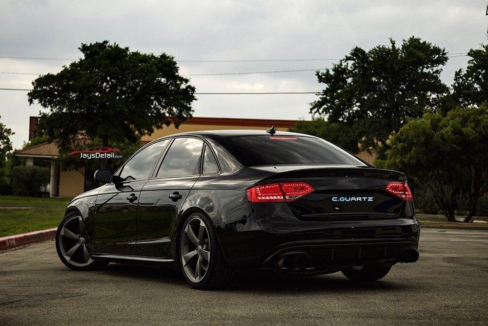 Audi S4 Finished 2
