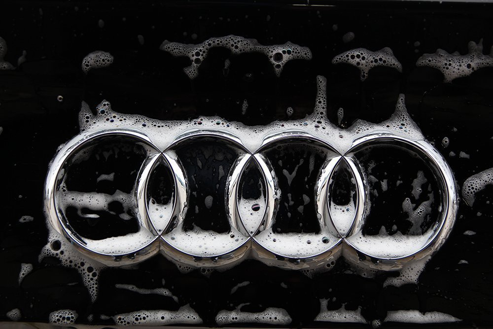 Audi A5 decon wash