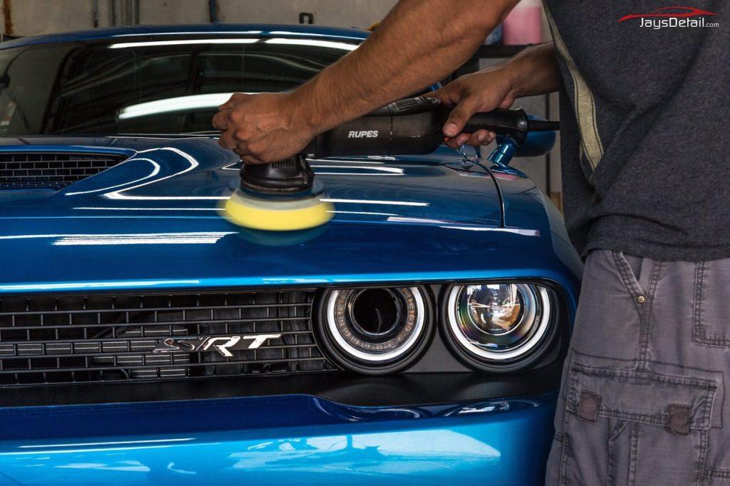 Hellat B5 polishing