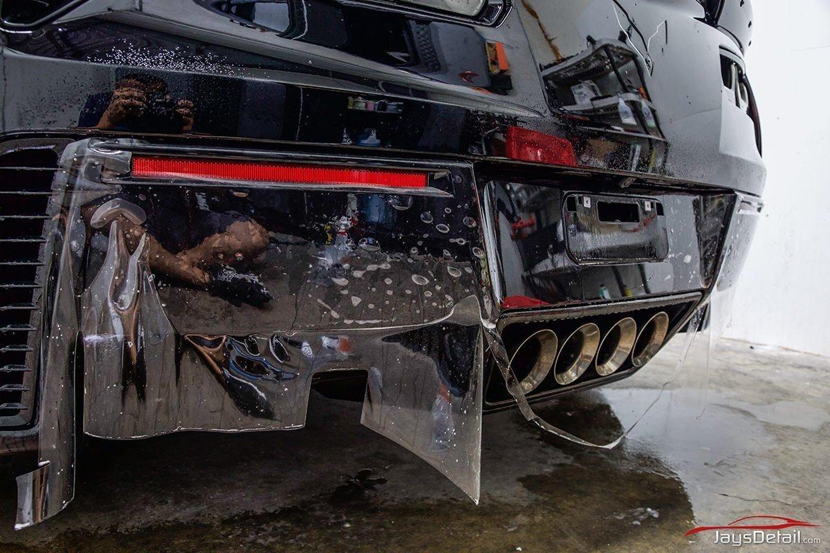 ZO6 lower bumper