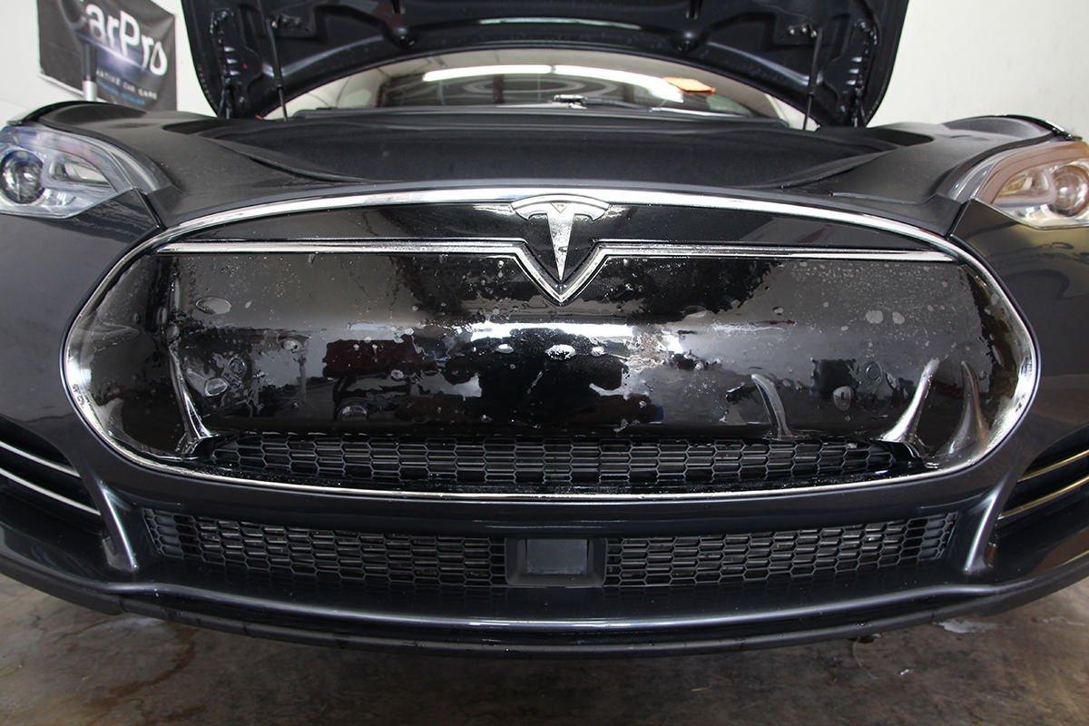 Tesla nose cone