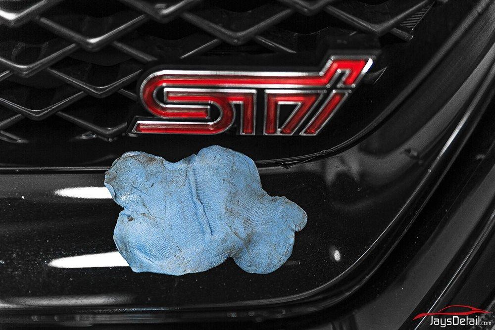WRX STI Clay