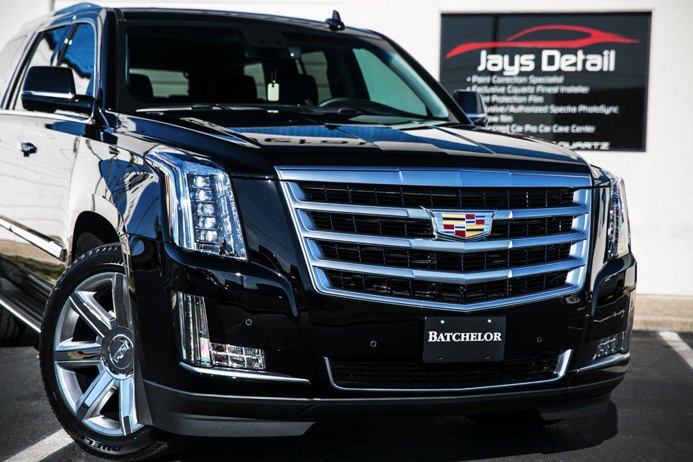 Cadillac Escalade New Car Protection