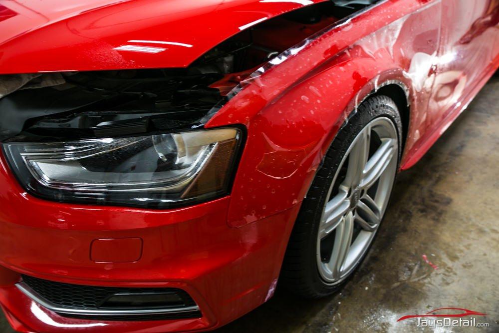 Audi S4 Fender PPF