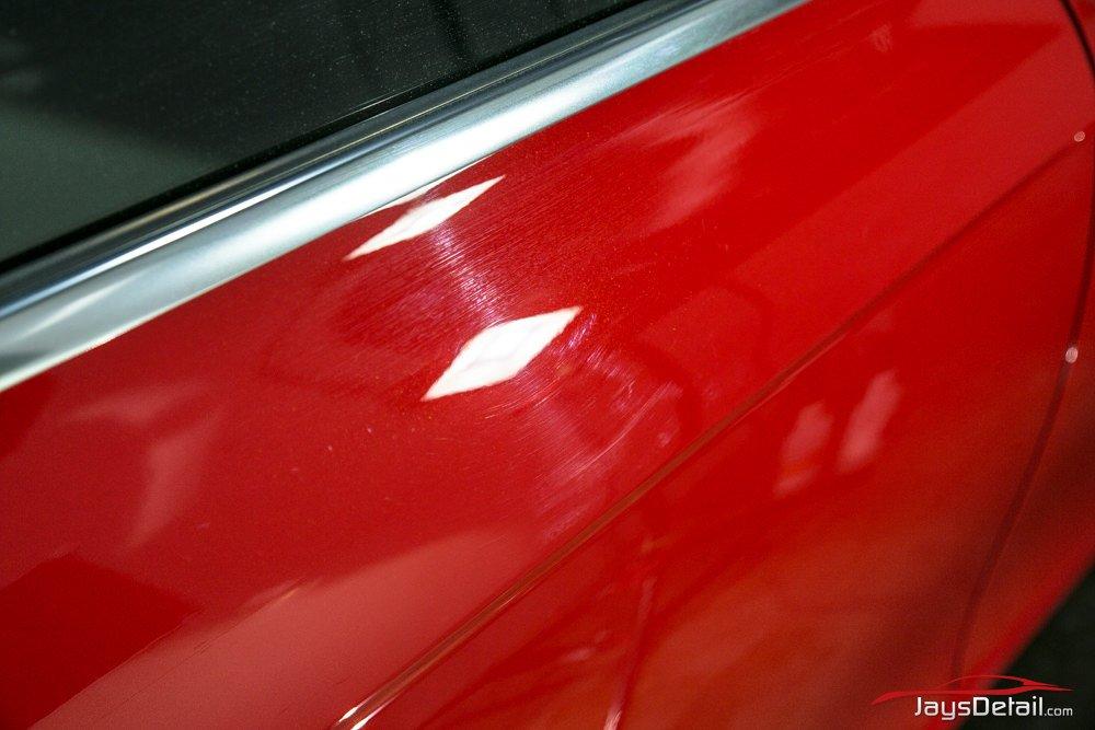 Audi S4 doors before