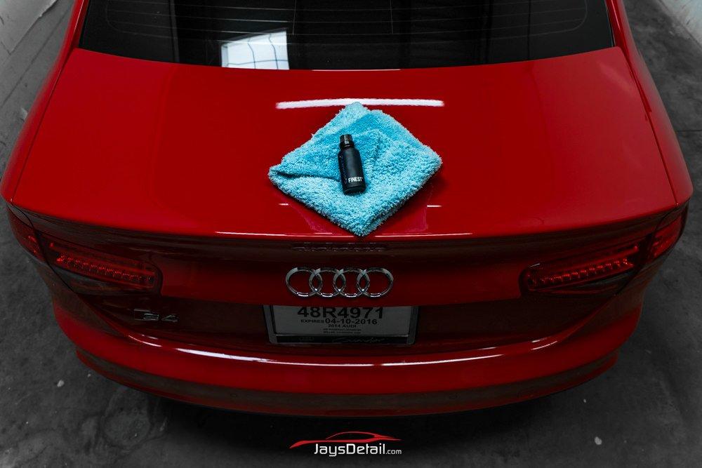 Audi S4 CQuartz Finest