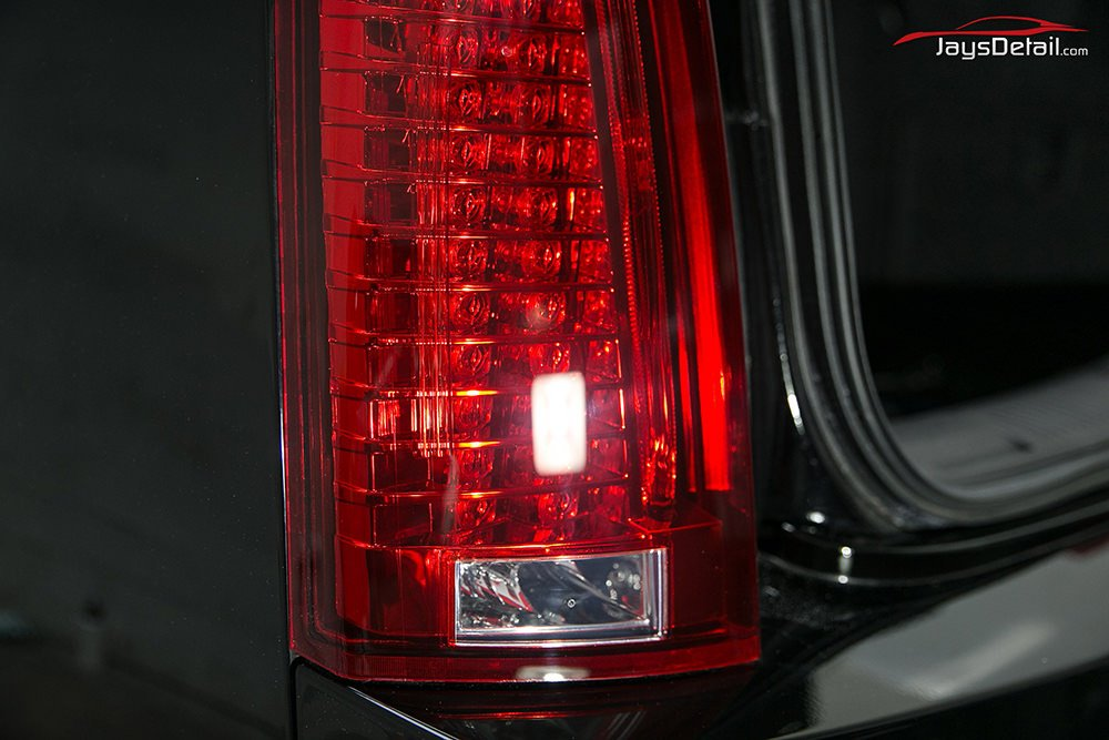CTSV tail light correction