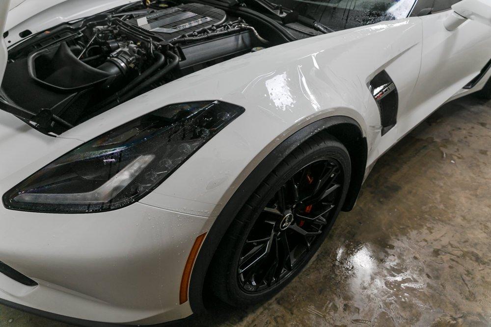 Chevy C7 Zo6 Corvette Gets Clear Bra And Cquartz