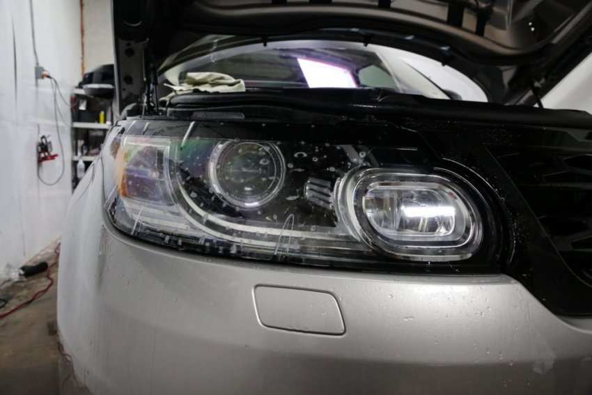 Auto Protection for Range Rover 5
