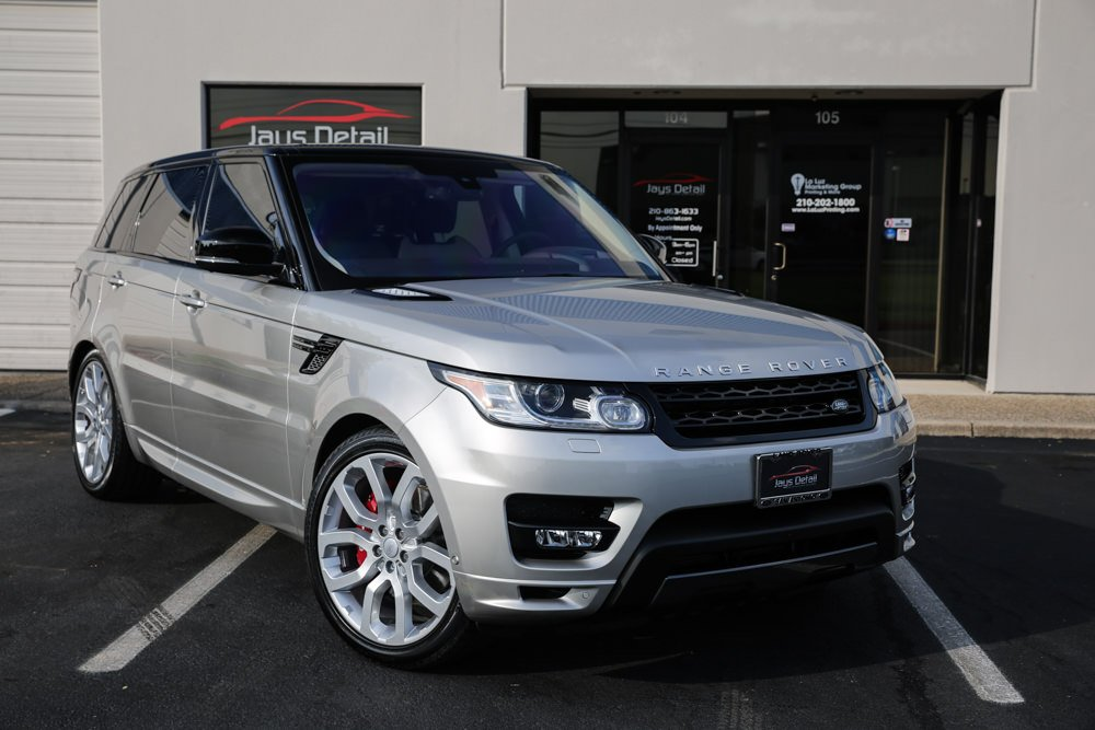 Car Protection for Range Rover