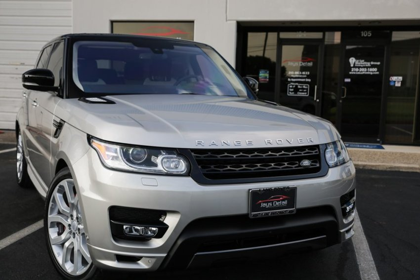 Car Protection for Range Rover 2