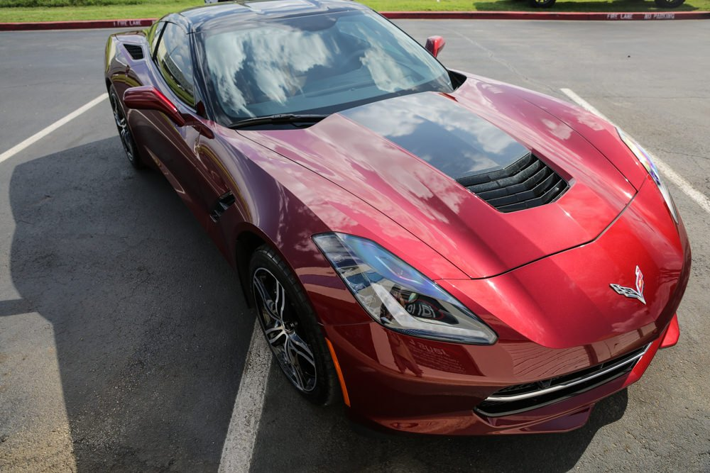 Car Care Trifecta for C7 Corvette at Jay's Detail 7