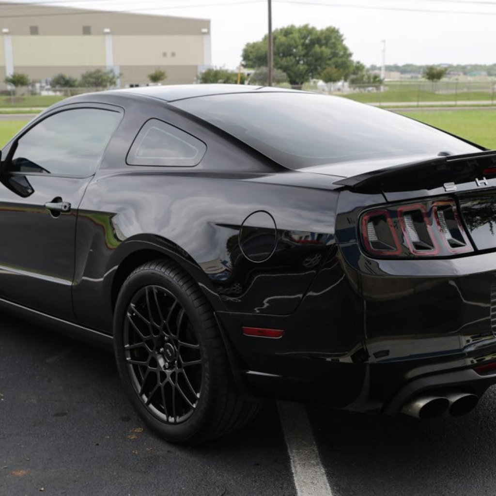 Ford Shelby GT500 Gets The Paint Protection it Deserves 3