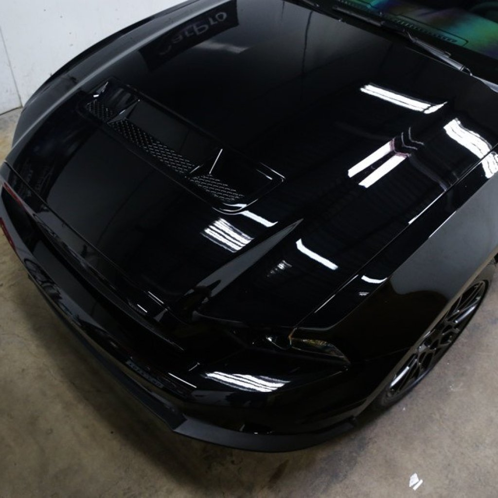 Ford Shelby GT500 Gets The Paint Protection it Deserves 2