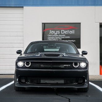 Dodge Hellcat Gets Ultimate New Car Prep - Jay's Detail