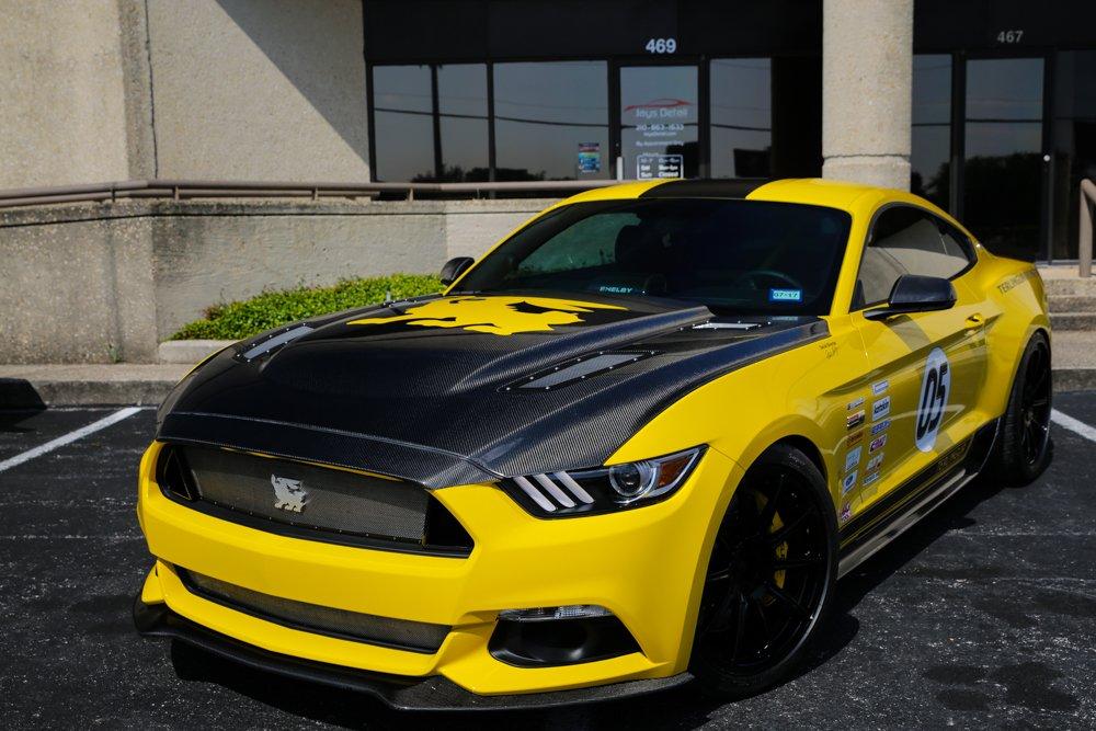 Exclusive Terllingua Mustang Gets Ultimate New Car Prep