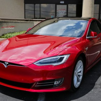 2017 Tesla 90D Receives Ultimate New Car Prep by Jay's Detail 3