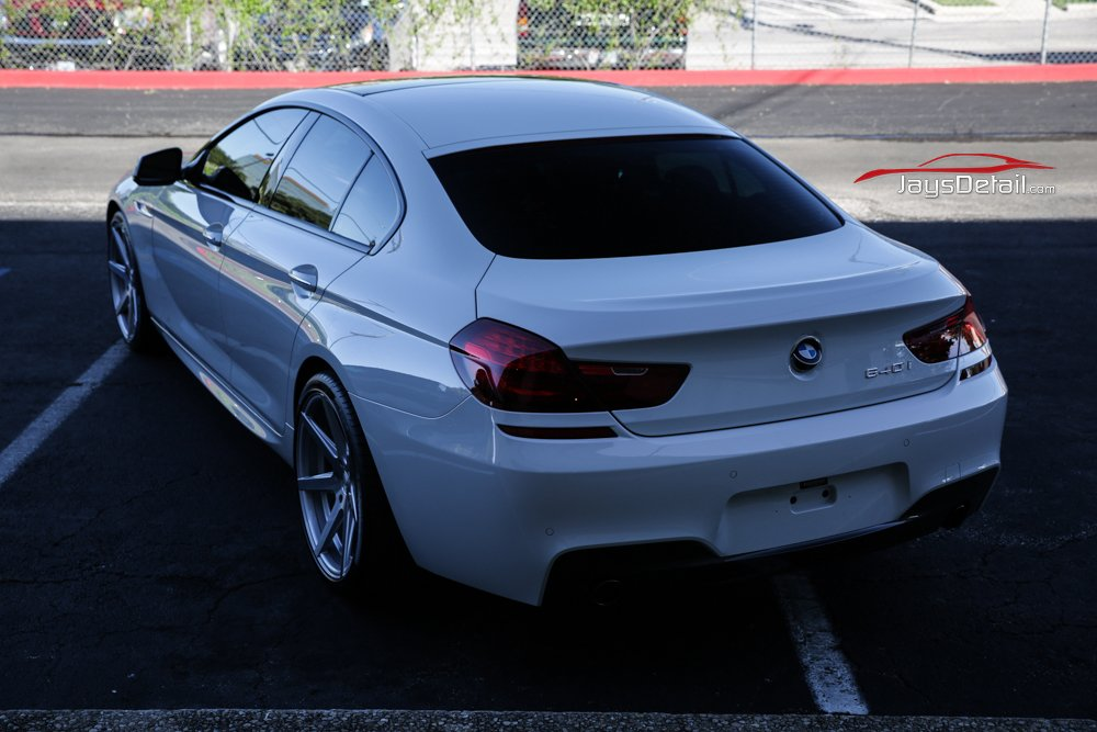 BMW 640i Gets Multistage Paint Correction and Ceramic Coating 3