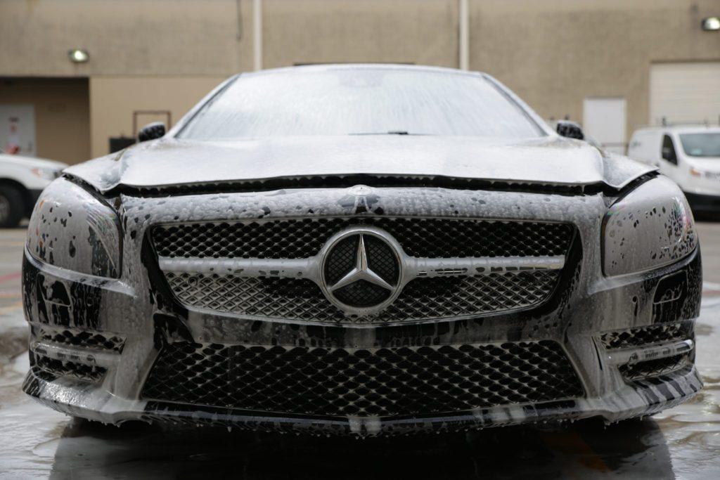 Mercedes SL400 CQuartz Finest