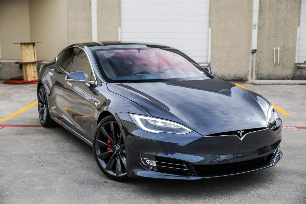 Tesla 75D Receives Jay's Signature New Car Protection Package - New Vehicle Protection in San Antonio, Texas
