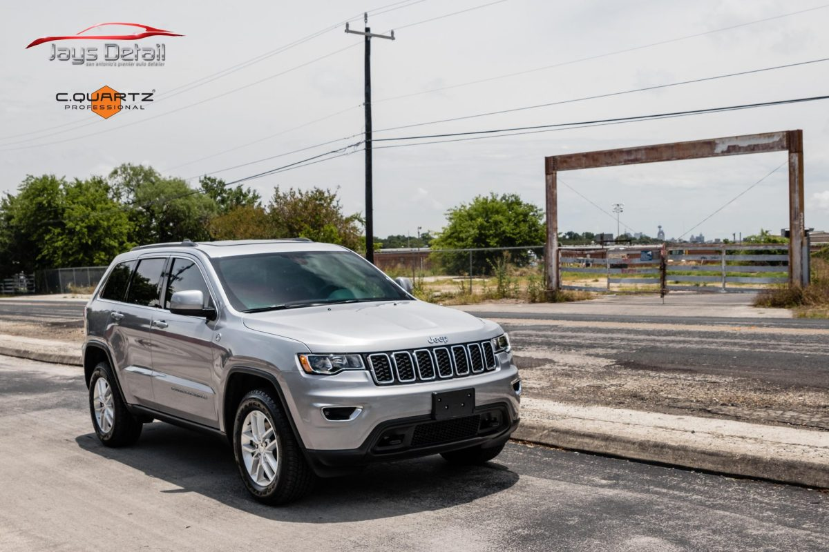 Jeep Investment Protected with New Car Protection Package 9
